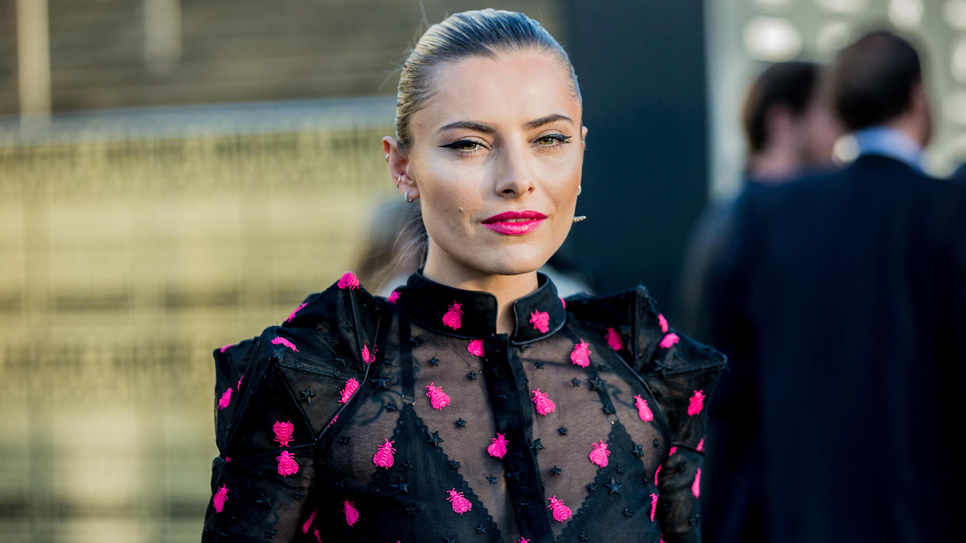 Sophia Thomalla klärt auf: Darum hat sie noch kein Helene-Fischer-Tattoo