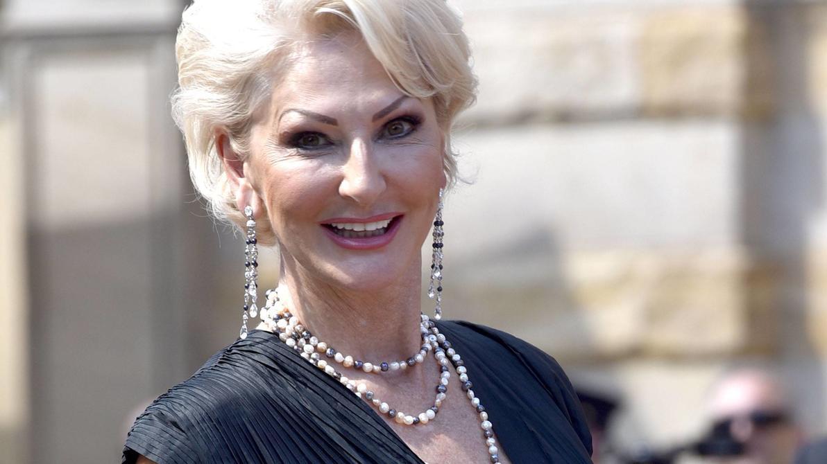 Désirée Nick zieht nochmal blank - mit 61 Jahren!