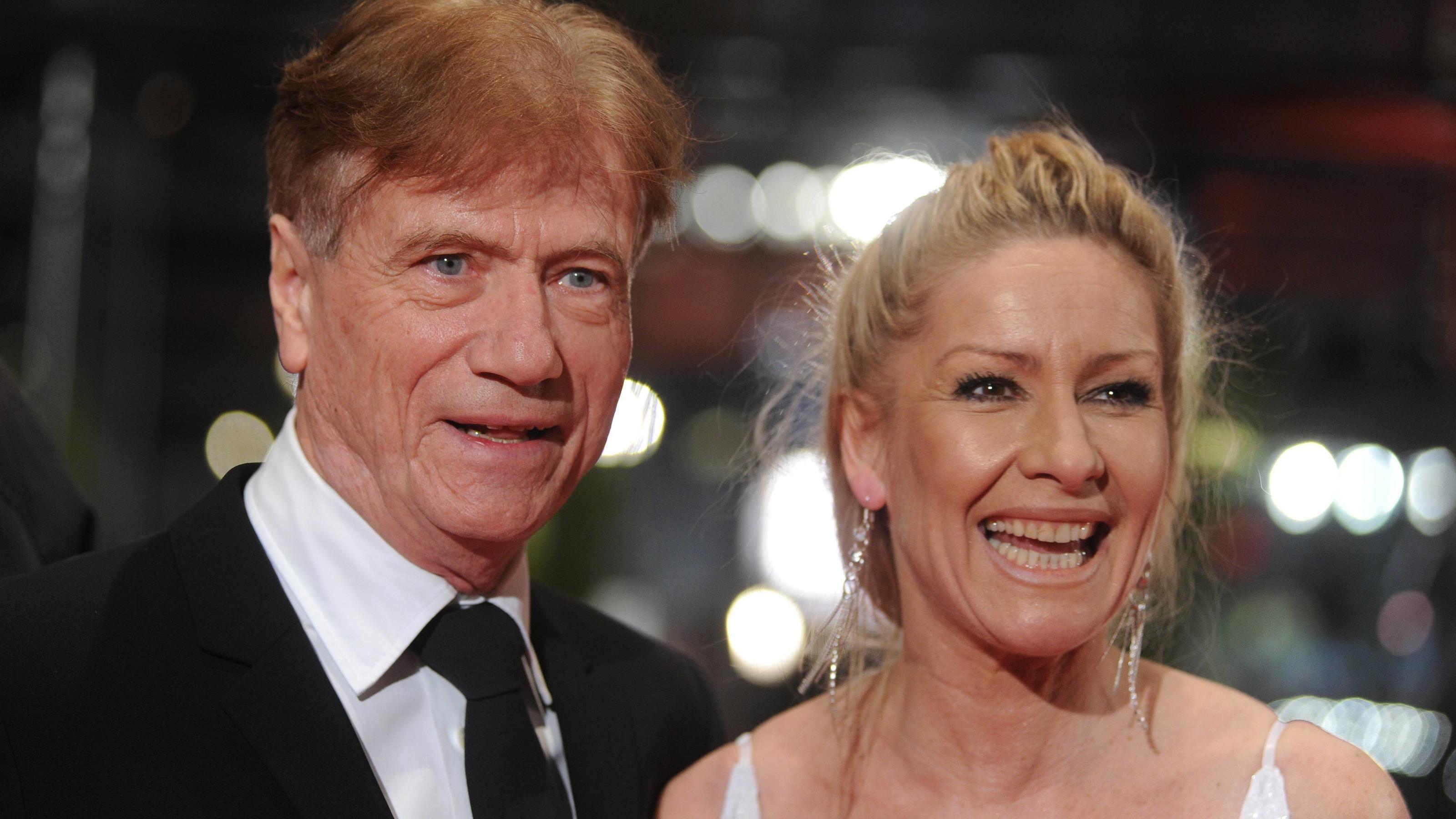 Birgit Stein gestorben : Schauspieler Jürgen Prochnow trauert um seine Ex-Frau