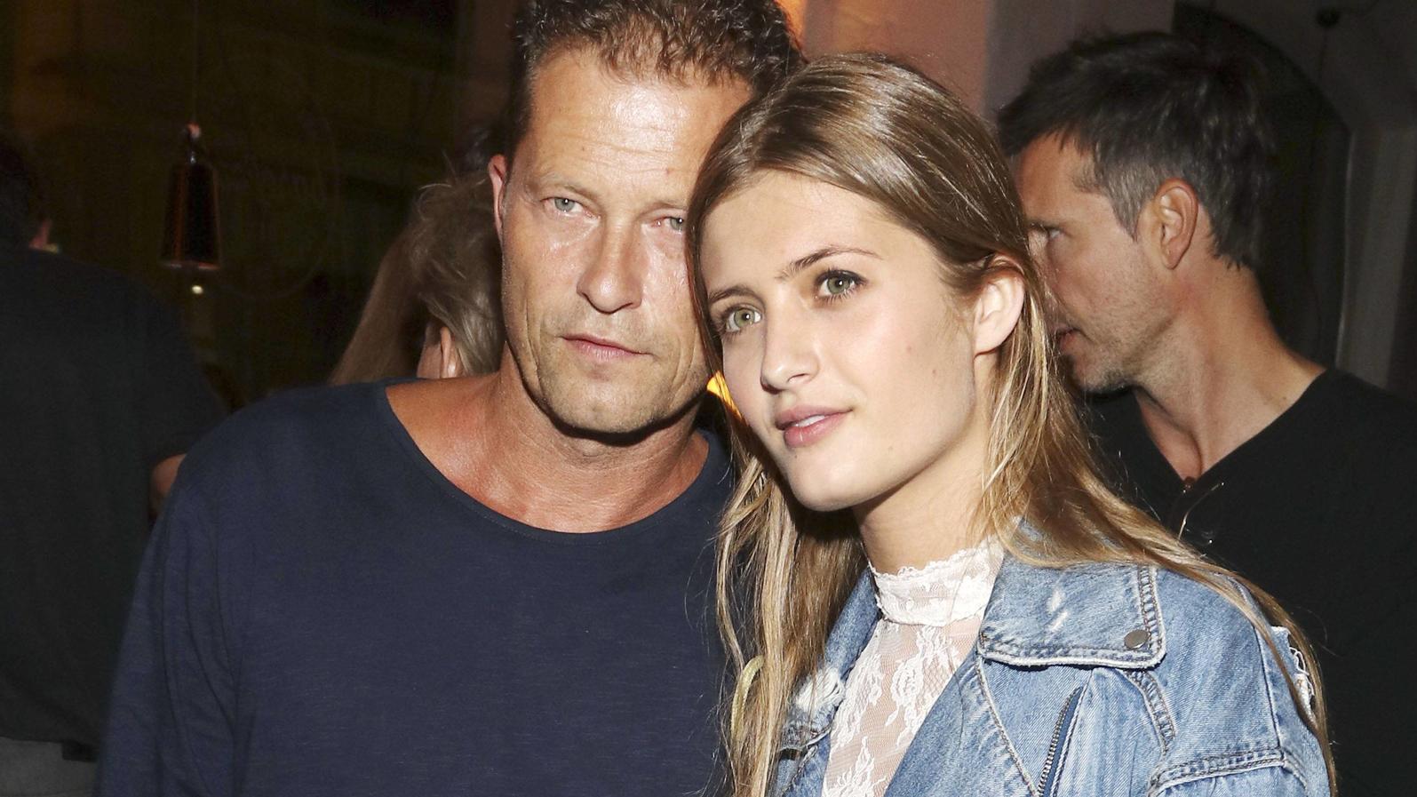 Lilli Schweiger über Kuss mit Papa Til: