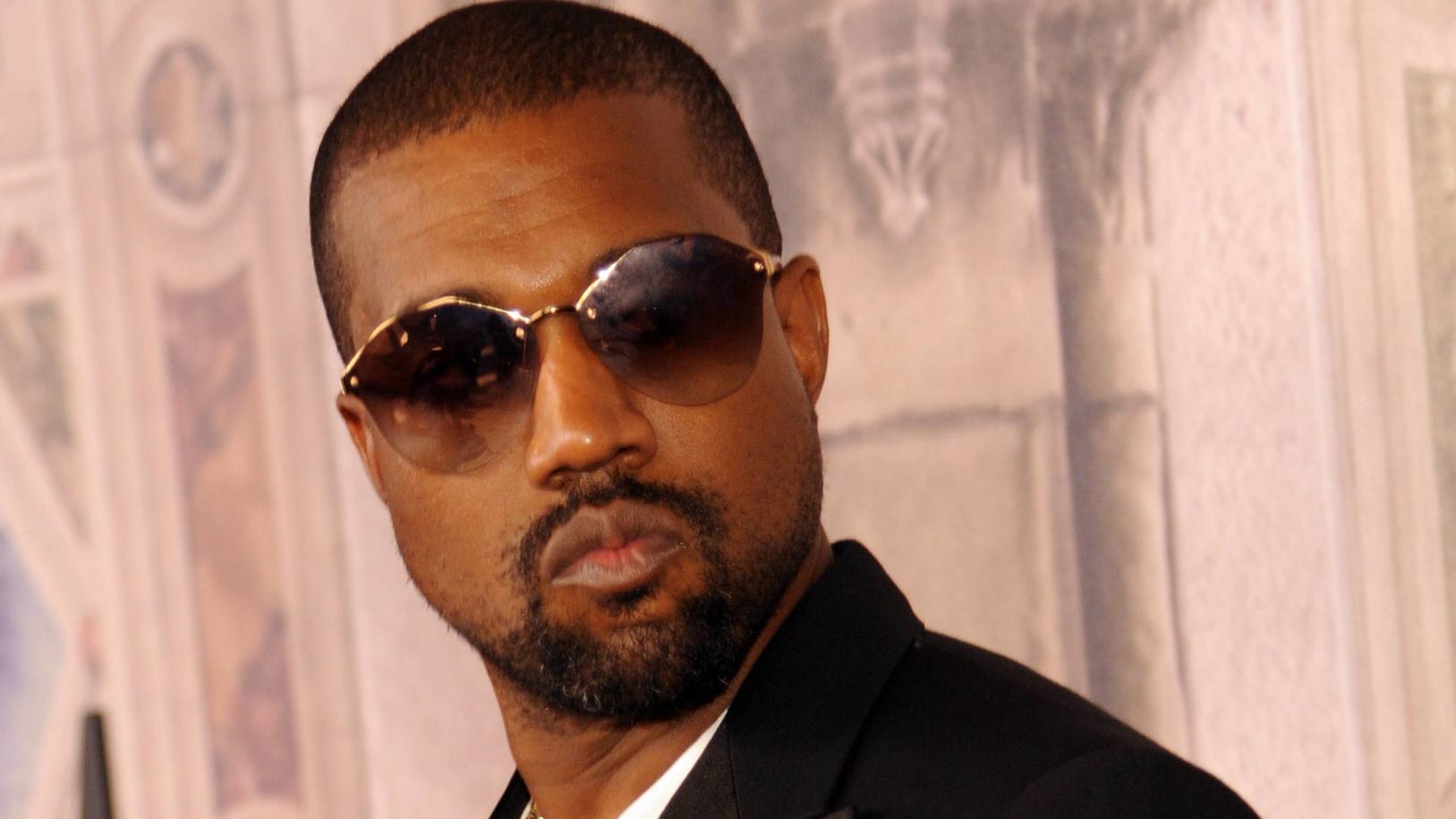 Hat sich einen neuen Namen zugelegt Kanye West