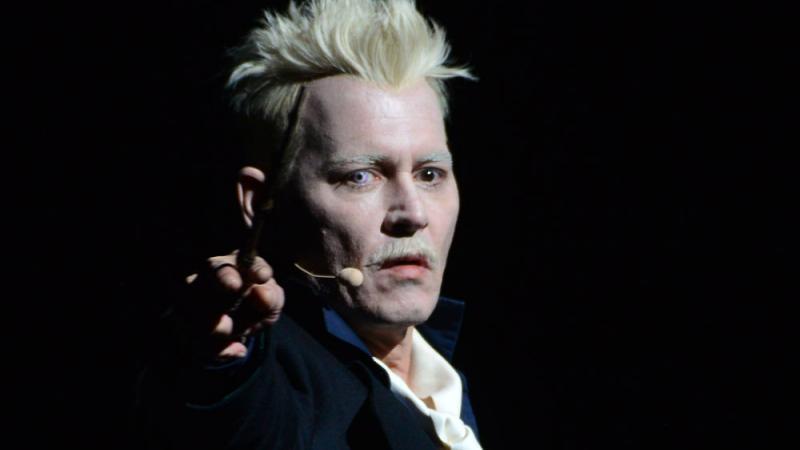 'Phantastische Tierwesen 3': Johnny Depp kehrt als Grindelwald zurück