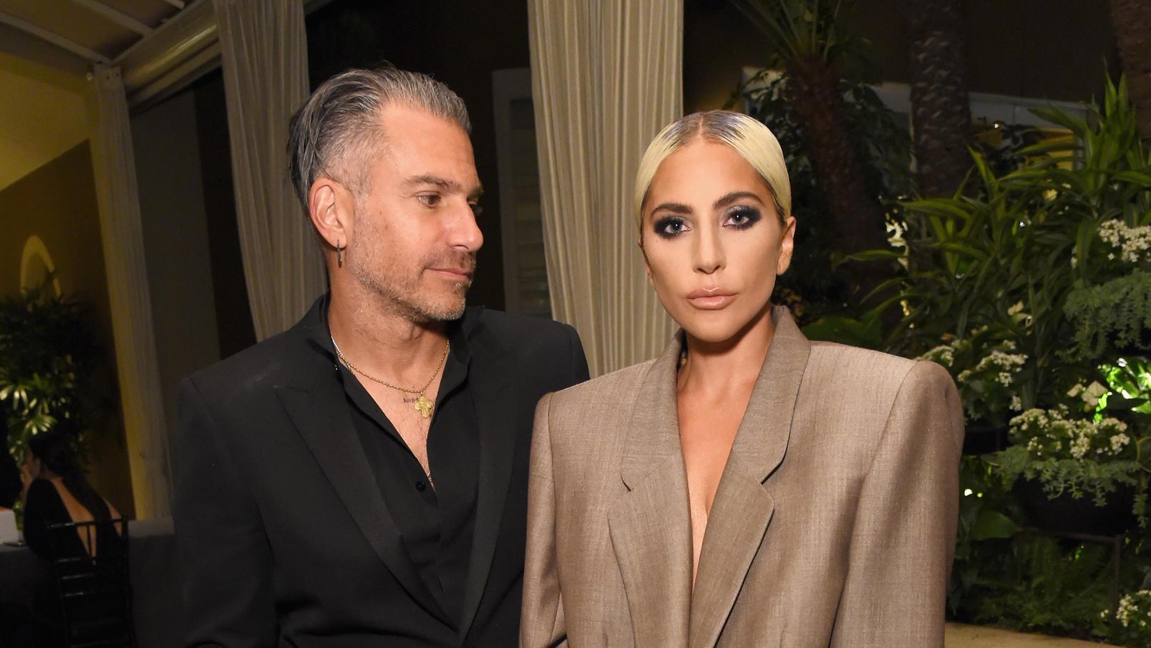 Lady Gaga bestätigt Verlobung mit ihrem Manager