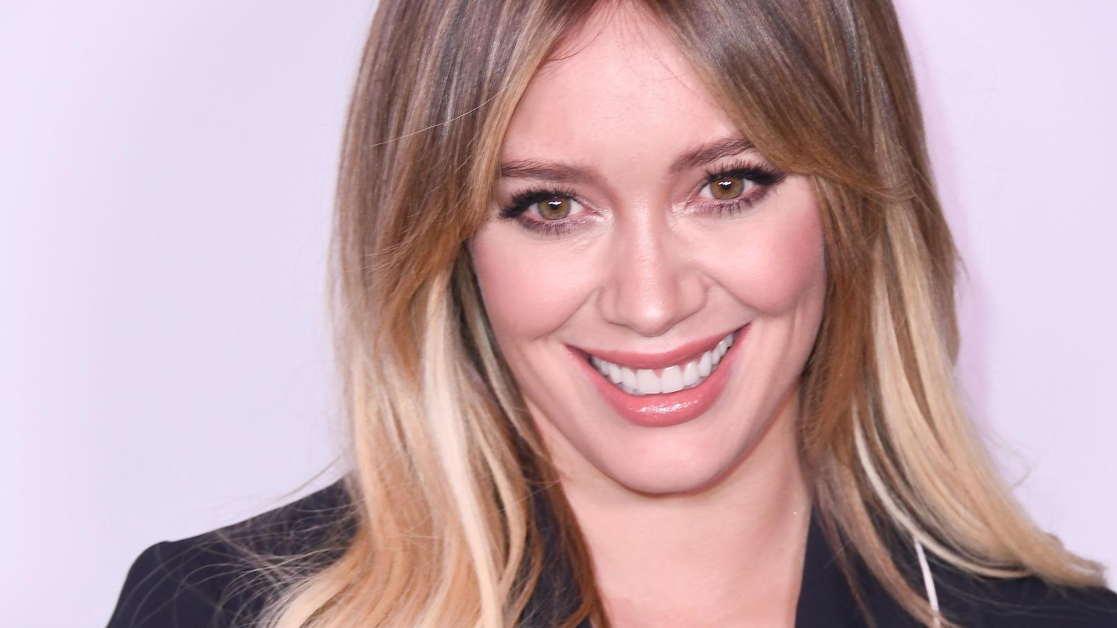 Hilary Duff: Das Baby ist da!