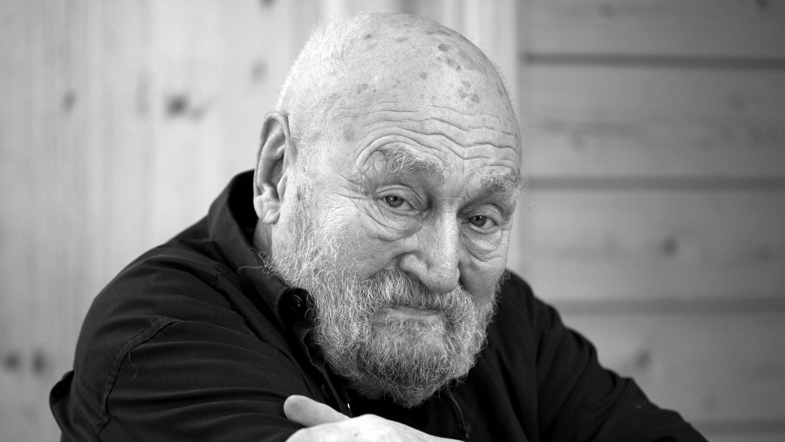 Mit 87 Jahren - Schauspieler Rolf Hoppe gestorben