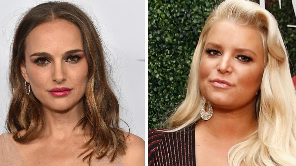 Jessica Simpson und Natalie Portman: Der Bikini-Foto-Zoff