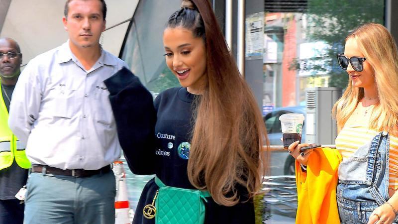 Ariana Grande: Es war das schlimmste Jahr meines Lebens - Show-Biz