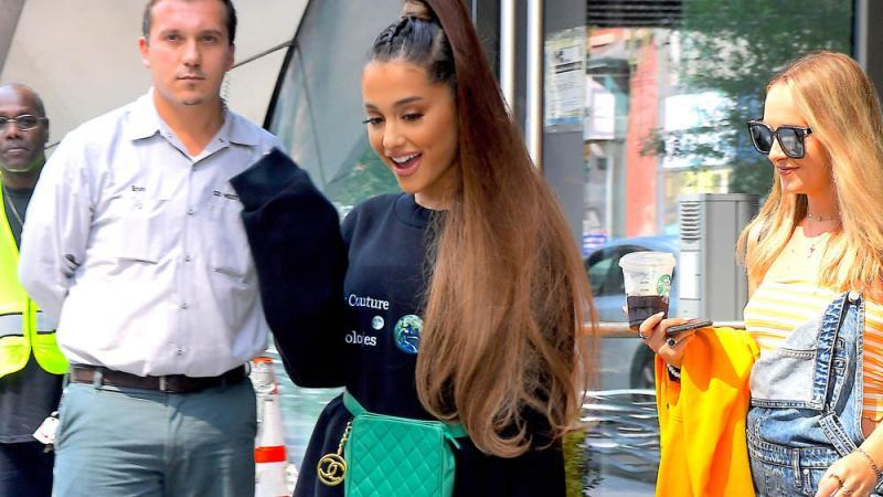 USA - Ariana Grande: Es war das schlimmste Jahr meines Lebens