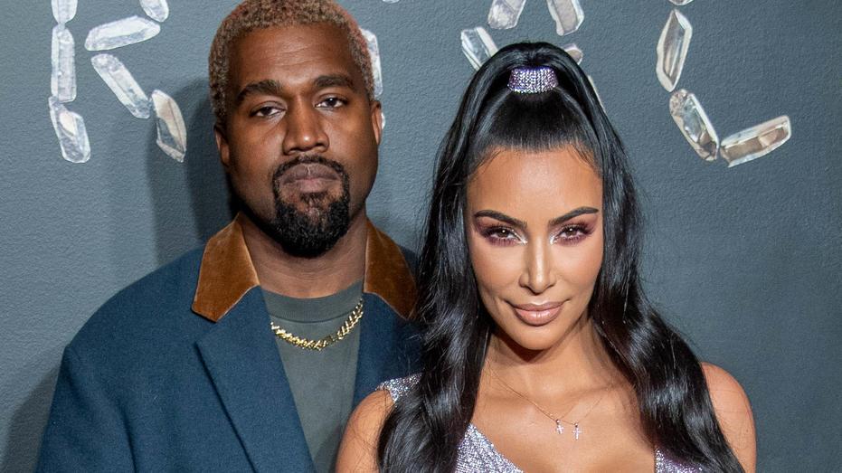 Kim Kardashian und Kanye West: