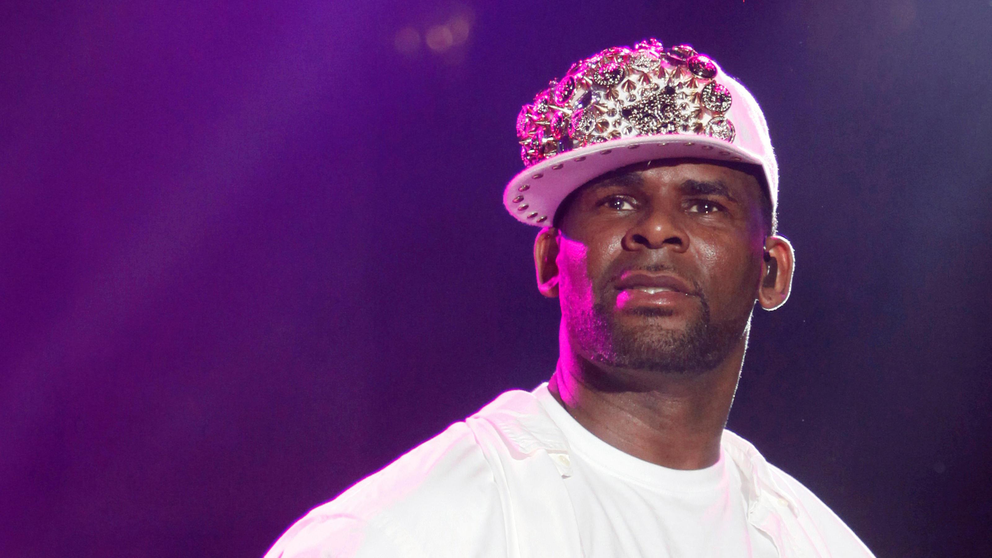 Laut Medienberichten: Sony Music trennt sich von Sänger R. Kelly