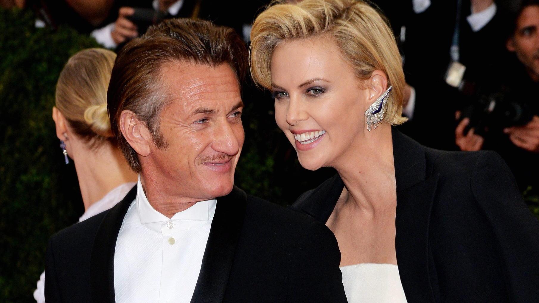 Medienbericht zufolge: Brad Pitt und Charlize Theron sollen ein Paar sein