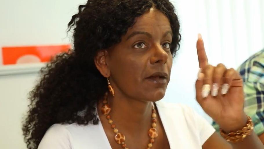 """Martina Big: """"Afrikanerin aus der Eifel"""" glaubt sie ..."""