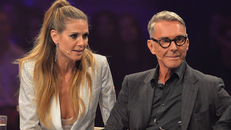 Wolfgang Joop plappert aus: Heidi & Tom sollen Baby erwarten