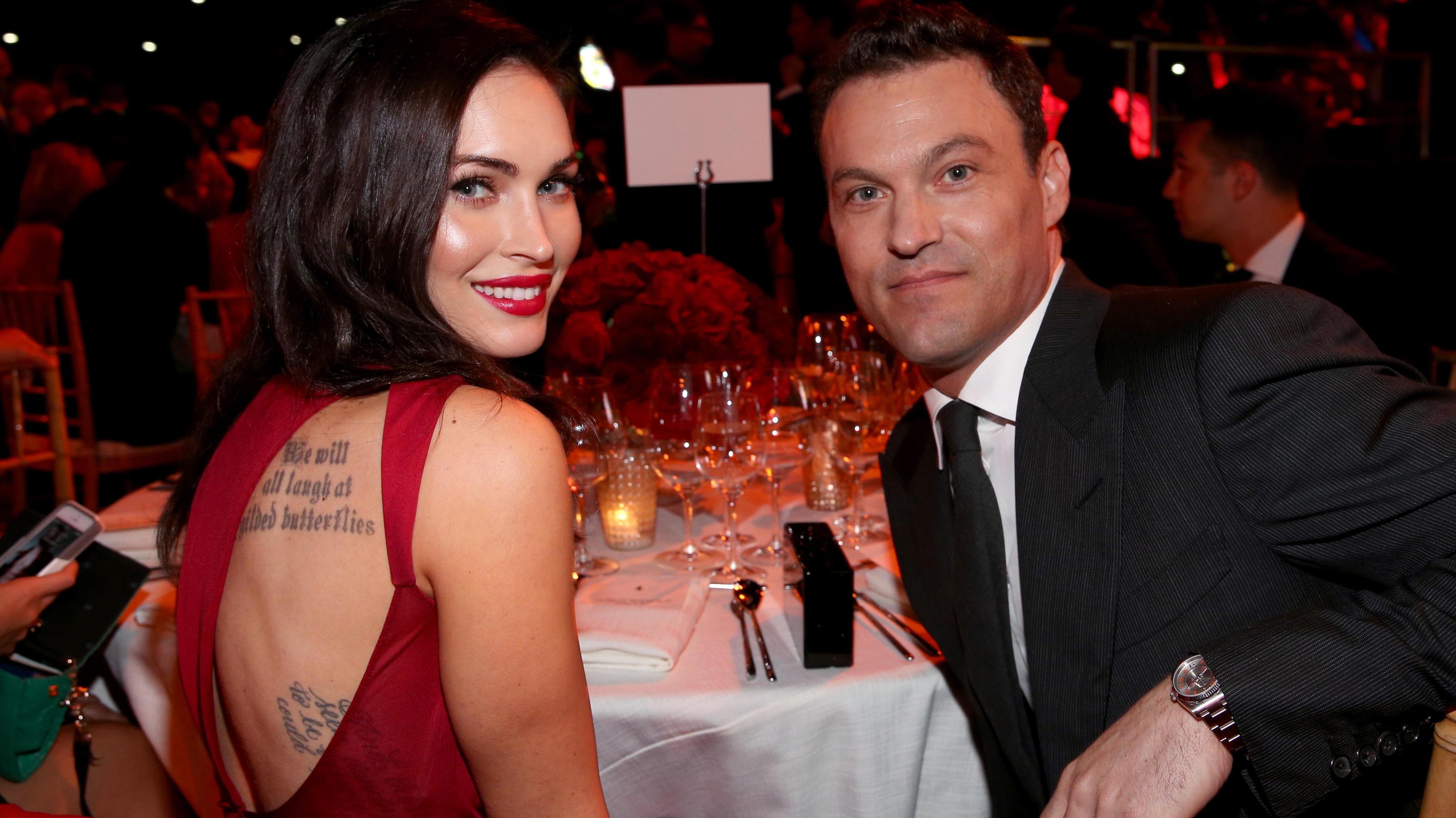 Megan Fox und Brian Austin Green retten ihre Beziehung