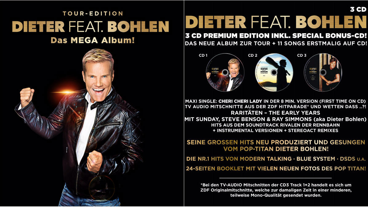 Dieter Bohlen: Darum singt er auf seinem neuen Album allein