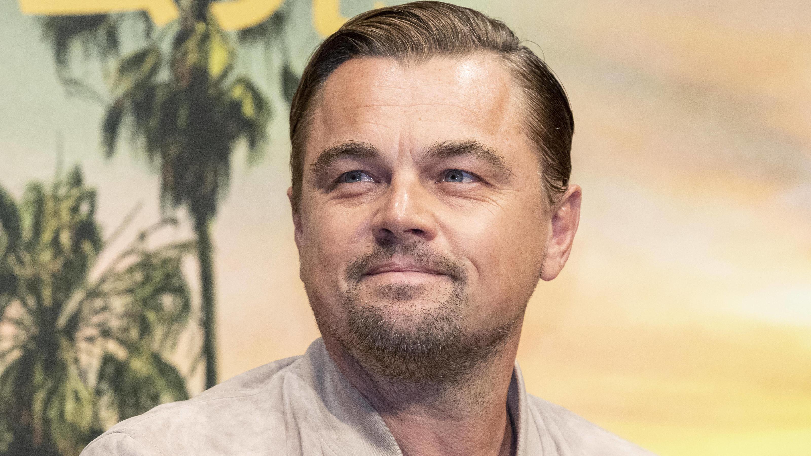 Leonardo dicaprio freundin 2019