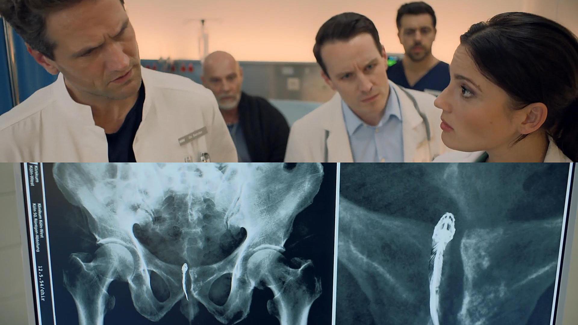 """Penisfisch-Fall in der RTL-Serie """"Nachtschwestern: Wie"""