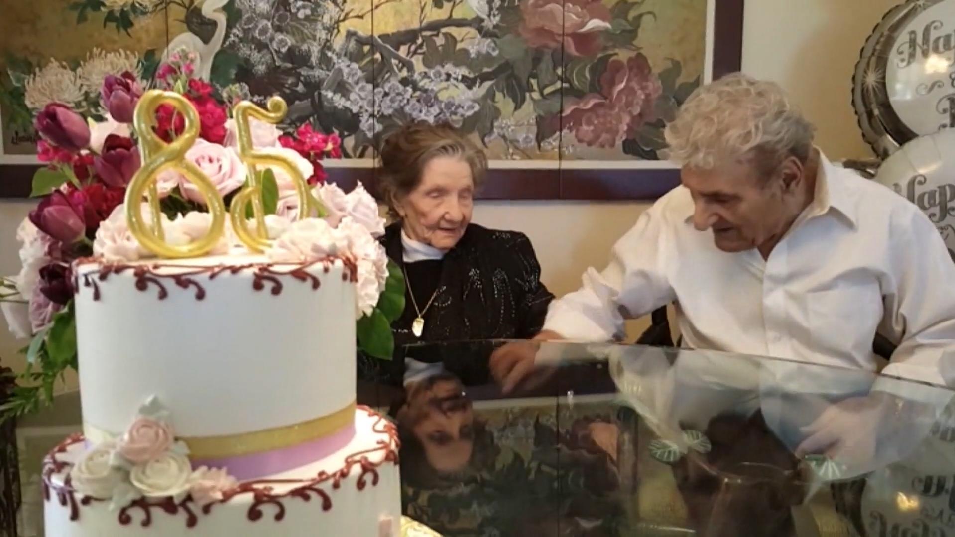 85 Jahre verheiratet: Das ist das älteste Ehepaar Amerikas