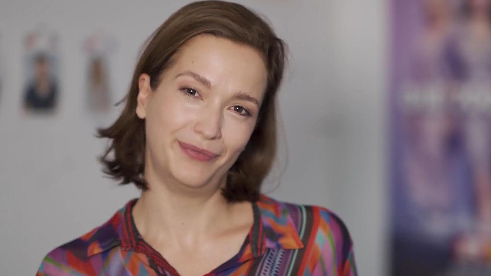 GZSZ-Comeback nach 14 Jahren: Schauspielerin Uta Kargel