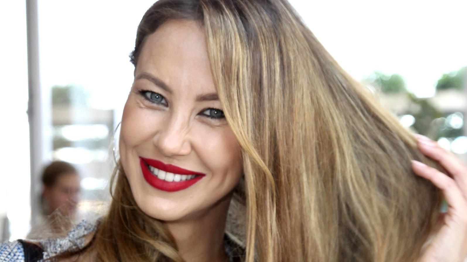 Alessandra Meyer-Wölden trennt sich von ihrer langen Mähne - VIP.de, Star News