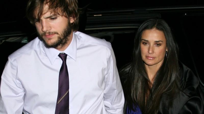 Demi Moore reicht die Scheidung ein