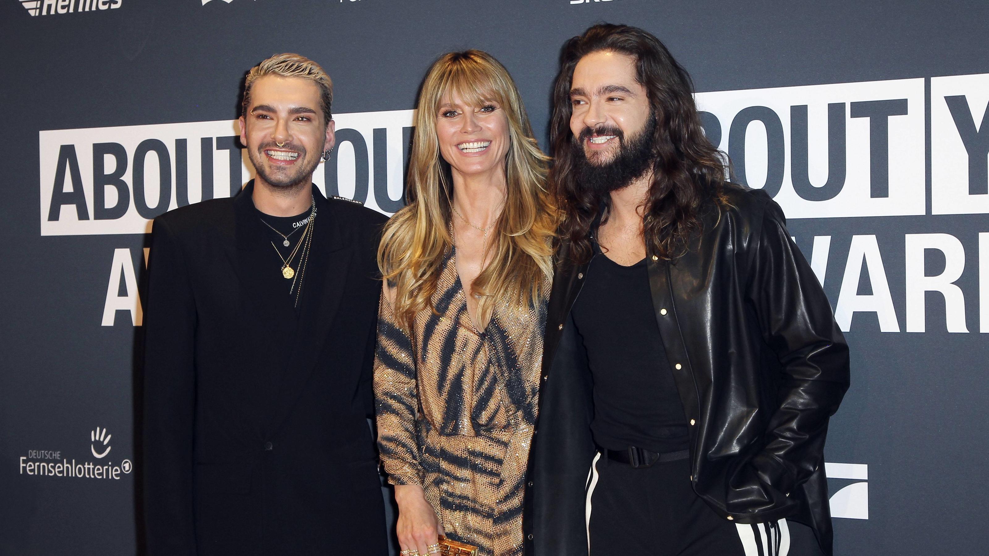Heidi Klum: Intimes Geständnis – Bill Kaulitz liegt im Ehebett! - VIP.de, Star News