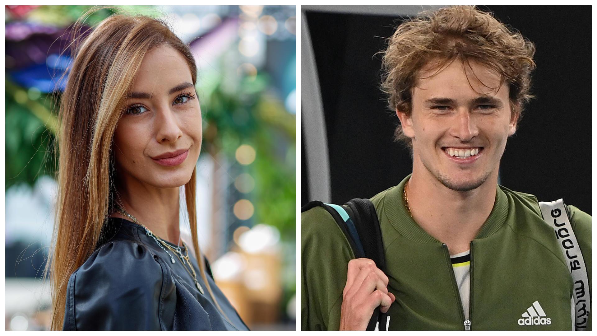 Brenda Patea und Alexander Zverev: Das Baby ist da! - VIP.de, Star News