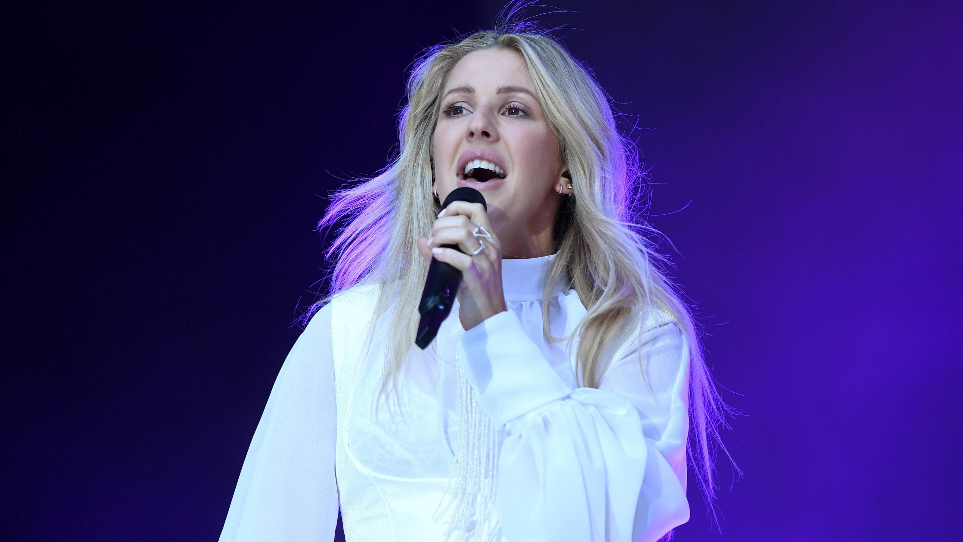 """Ellie Goulding: """"Ich wollte nur noch McDonald's"""""""