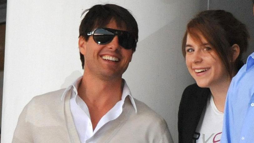 Tom Cruise: Tochter Bella Kidman teilt seltenes Selfie - VIP.de, Star News