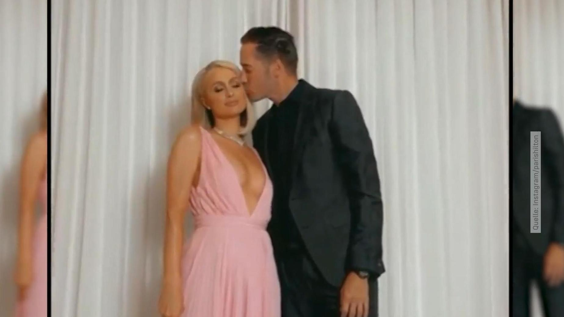 Paris Hiltons Hochzeit: Von wegen Bling-Bling und Protz