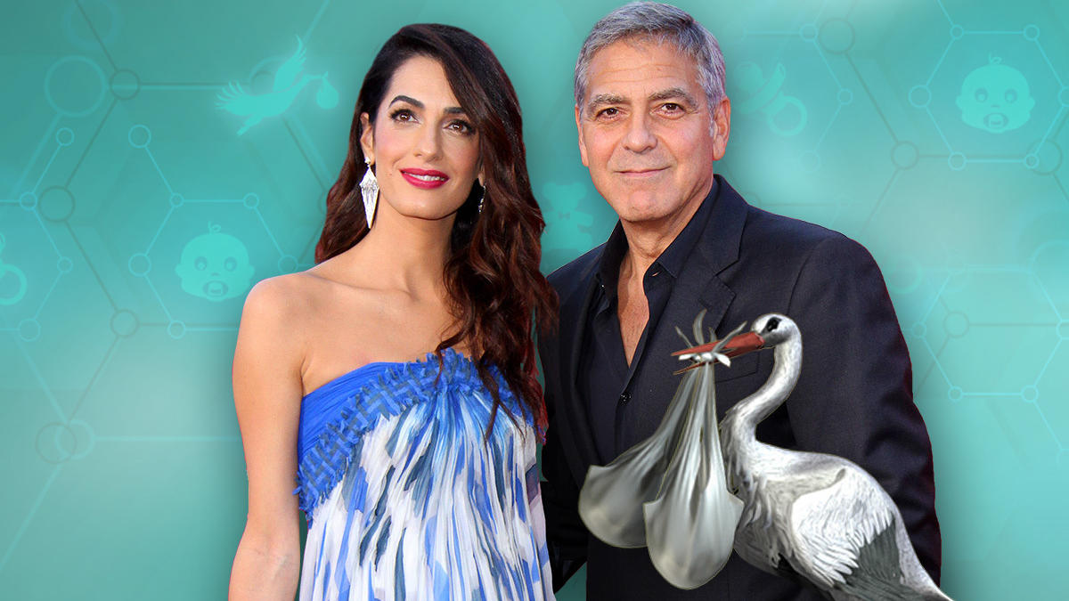 Amal & George Clooney: Erwarten sie wieder Zwillinge?
