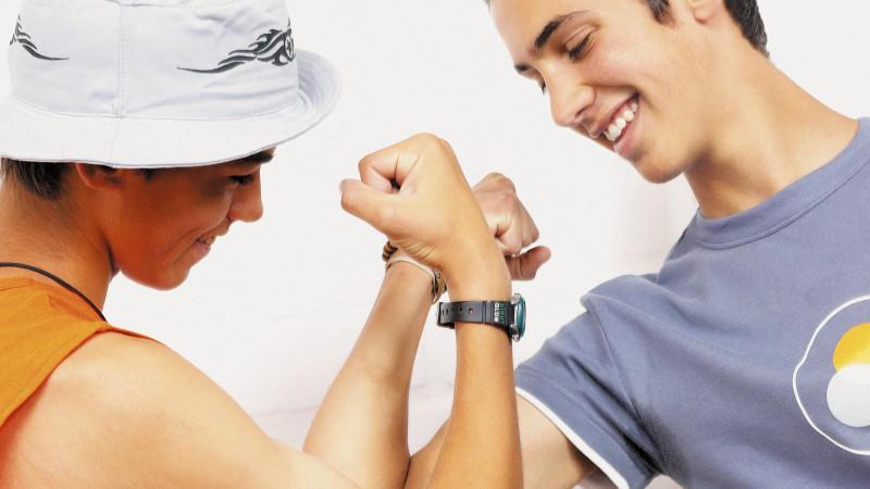 Pubertät bei Jungen: Jetzt ist Konfrontation angesagt!