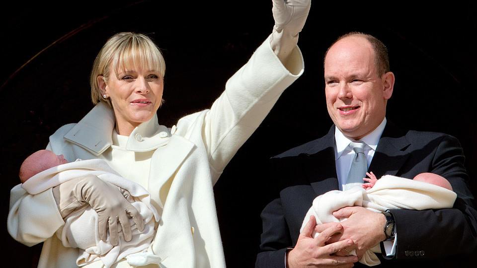 Fürstin Charlène und Fürst Albert von Monaco: So dankbar