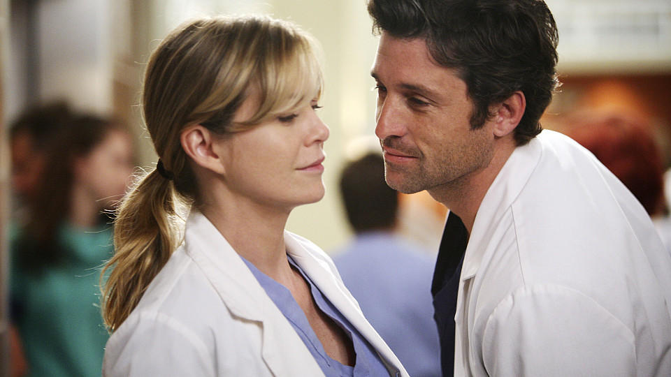 Grey\'s Anatomy\' Staffel 11: Hat Derek seine Meredith in Washington ...