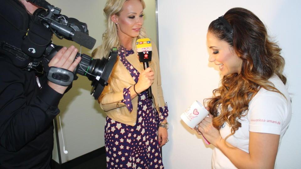 Cora Schumacher: \'Let\'s Dance\' gibt ihr als Backstage-Reporterin ...