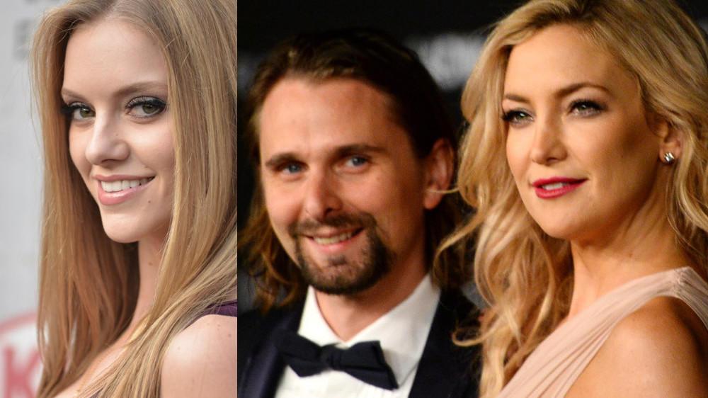 Matthew Bellamy und Elle Evans: ein Paar?