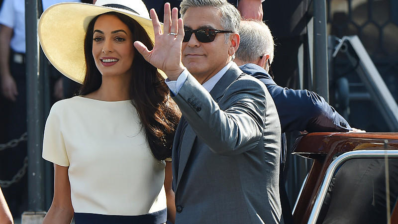 amal clooney muss man sich um george clooneys ehefrau sorgen machen. Black Bedroom Furniture Sets. Home Design Ideas