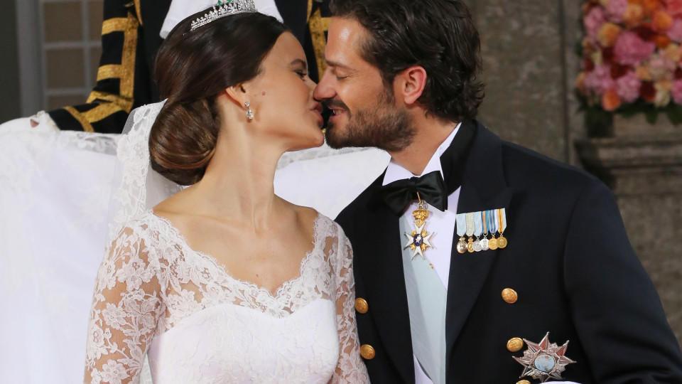 Hochzeit schweden carl philip fotos