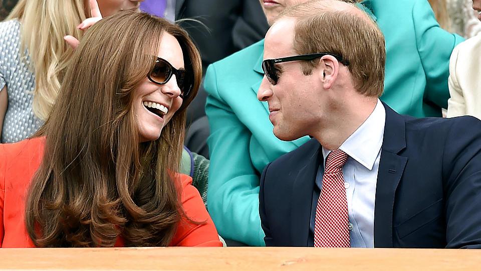 Prinz William macht Herzogin Catherine eine heimliche