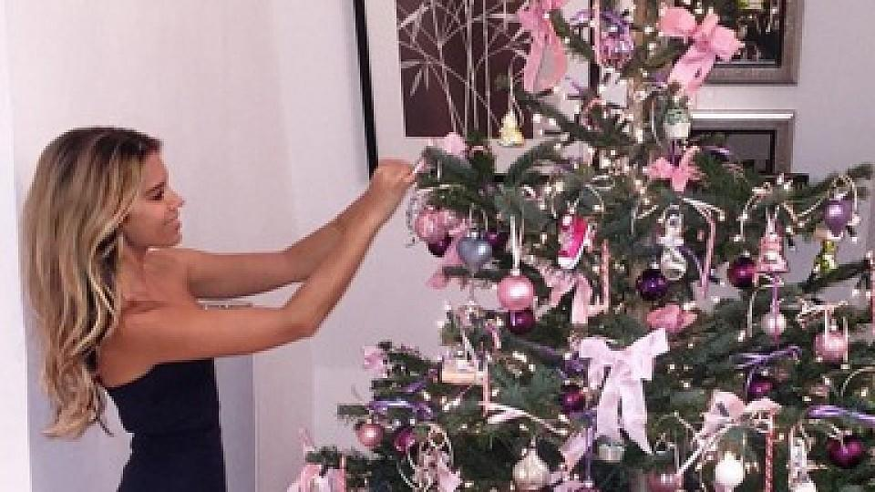 Weihnachten bei den Stars: Sylvie Meis, Kris Jenner & Co. geben ...