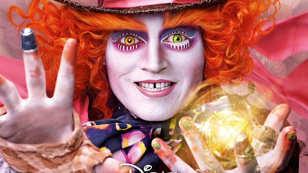 Alice Im Wunderland 2 Mit Mia Wasikowska Johnny Depp Co