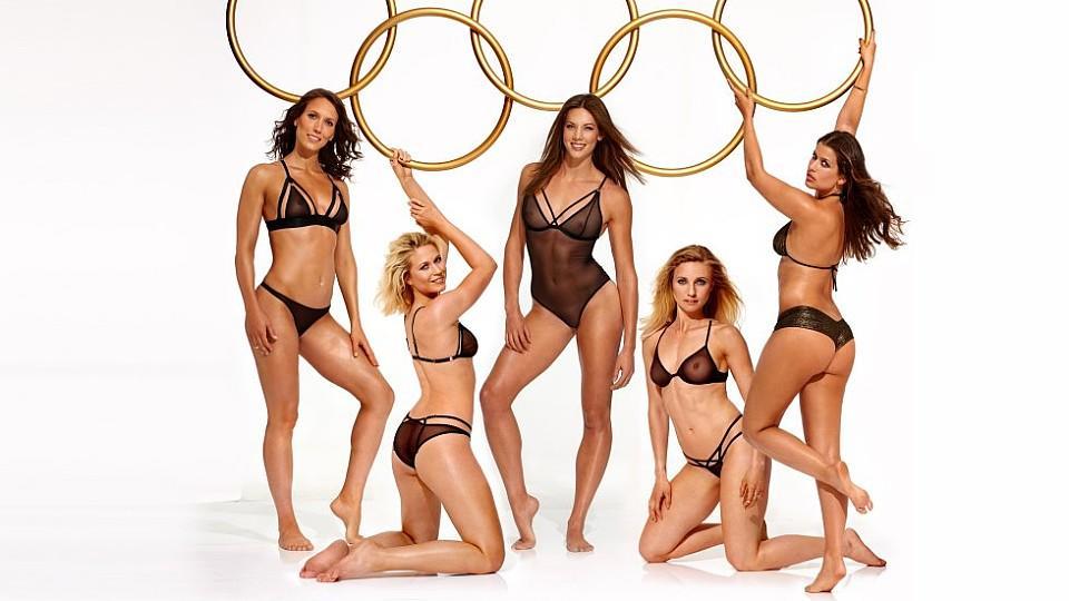 Deutsche Olympia-Stars haben sich für den Playboy