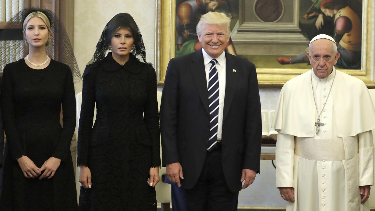 Vatikan Trump