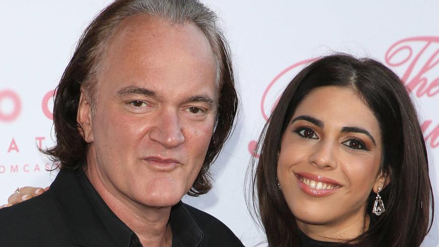 Mit 55: Star-Regisseur Quentin Tarantino hat geheiratet!