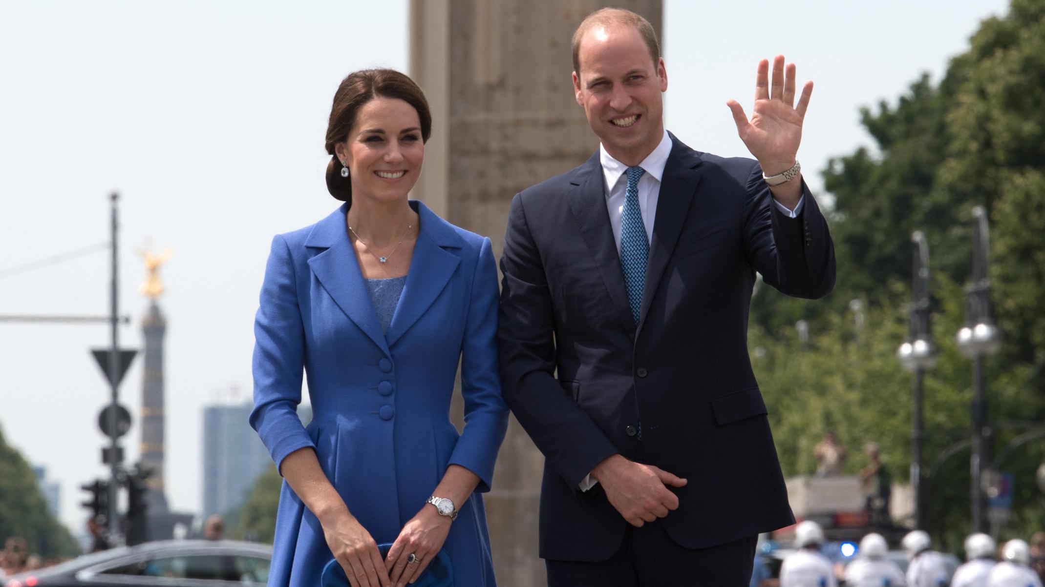 William Und Kate Sollen Zwillinge Erwarten Was Ist Dran An Den Baby