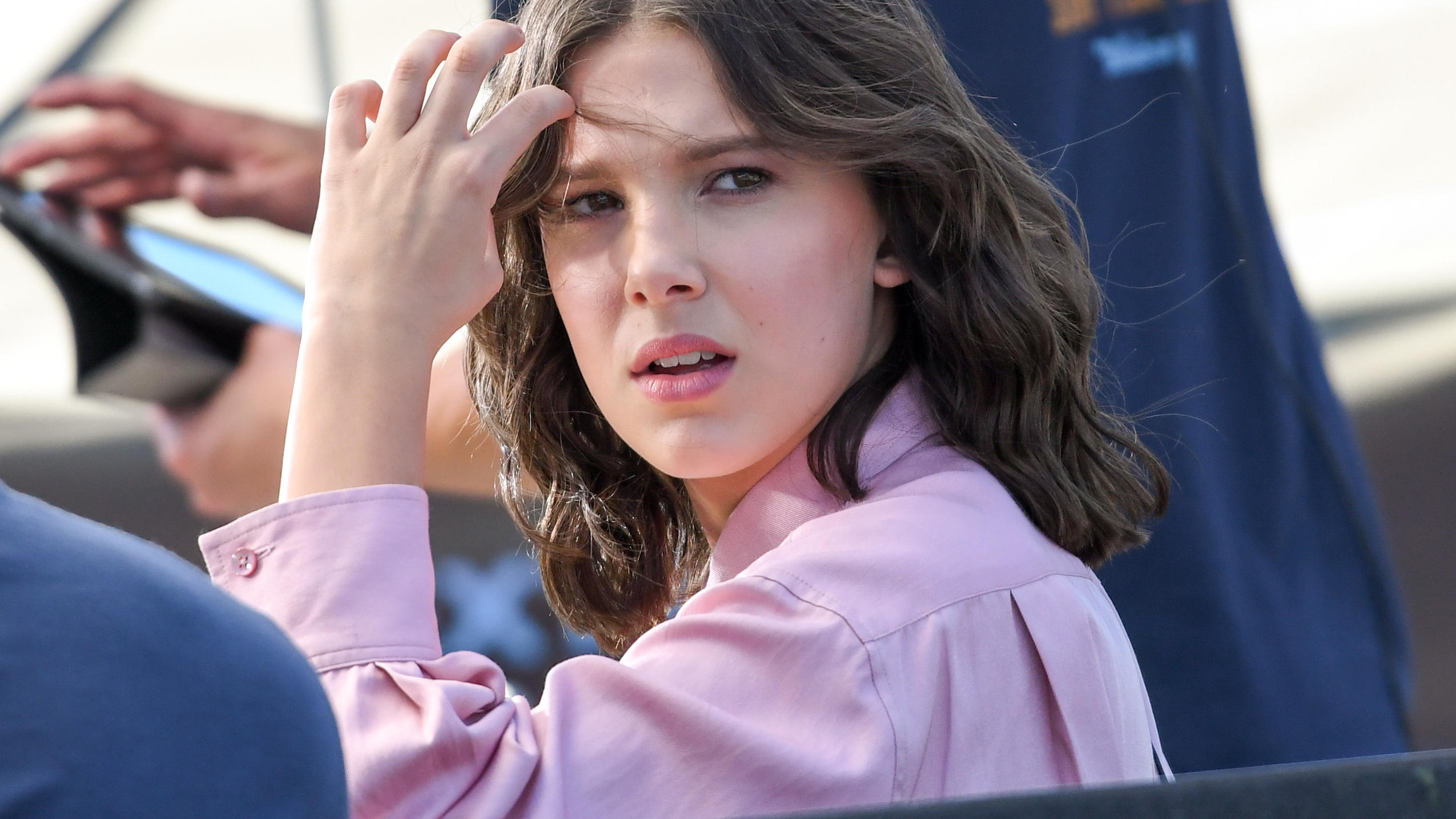 Discussion on this topic: Stranger Things' Star Millie Bobby Brown Is , stranger-things-star-millie-bobby-brown-is/