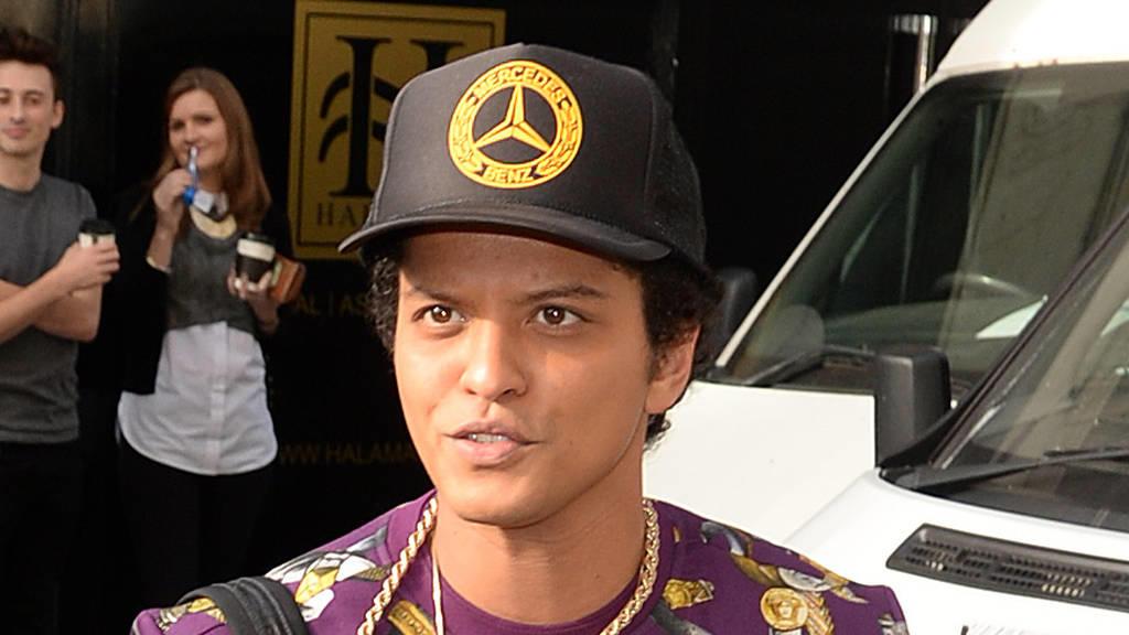 Bruno Mars Tour Denver