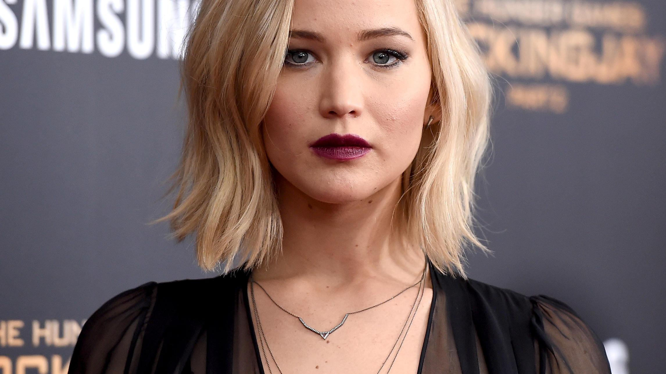 Nacktbilder-Skandal: So schlimm ging es Jennifer Lawrence