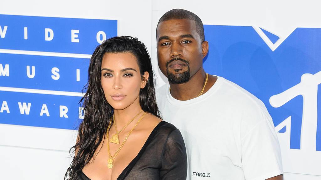 Nach Fehlgeburt Kim Kardashian und Kanye West - drittes Baby ist da!