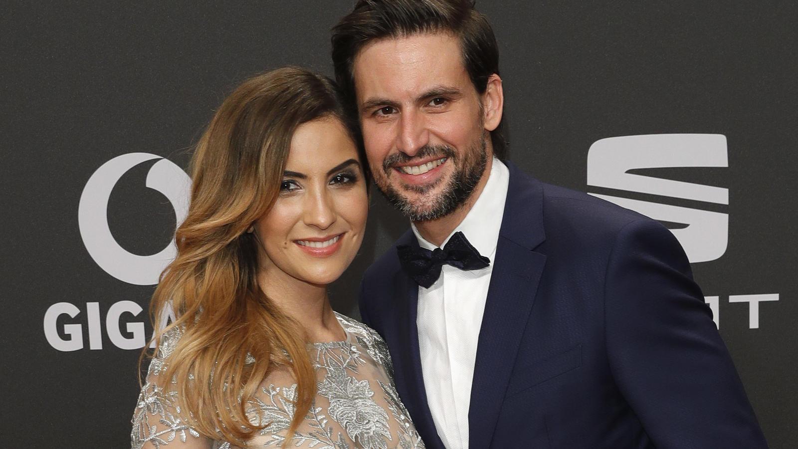 Verlobung! TV-Hottie Tom Beck heiratet GZSZ-Star Chryssanthi Kavazi